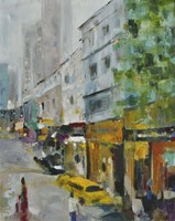 Hong Kong Central Fine Art Print