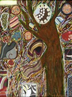 Tree Party Fine Art Print