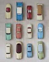 Toy Cars Fine Art Print