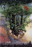 Save The Rainforest Fine Art Print