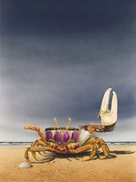 Fiddler Crab Fine Art Print