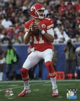 Alex Smith 2016 Action Fine Art Print