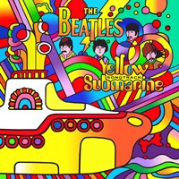 Yellow Submarine Fine Art Print