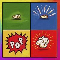 Popcorn Pop Fine Art Print