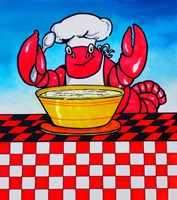 Lobster Fine Art Print