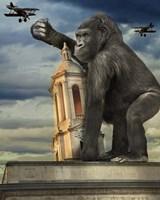 Kong Fine Art Print