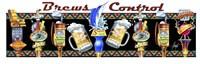 Beer Taps Fine Art Print