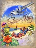 Seas Day Fine Art Print