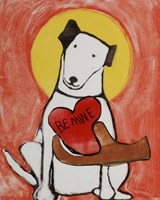Be Mine Fine Art Print