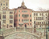 Sunday Morning in Venice Fine Art Print