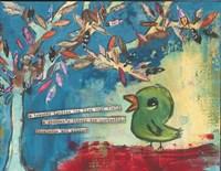 A Teacher Ignites Fine Art Print