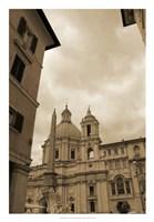 Architettura di Italia I Fine Art Print