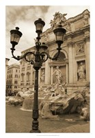 Architettura di Italia III Fine Art Print
