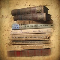 Chapter and Verse Fine Art Print