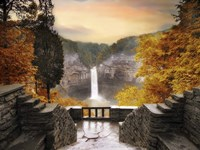 Autumn at Taughannock Fine Art Print