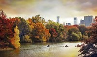Ode to Central Park Fine Art Print