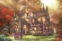 Autumn Hollow Fine Art Print