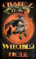 Witching Hour Fine Art Print