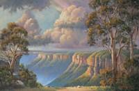 Approaching Storm - Katoomba Fine Art Print