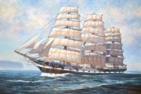 Hms Macquarie Fine Art Print