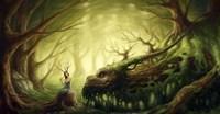 Forgotten Fairytales Fine Art Print