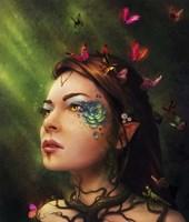 Gaia Fine Art Print