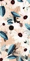 Wind Daisies II Fine Art Print