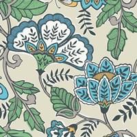 Namaste Floral I Fine Art Print