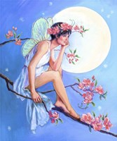 Apple Blossom Fairy Fine Art Print