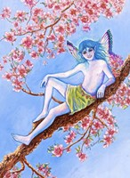 Ariel Fine Art Print