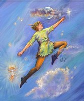 Peter Pan Fine Art Print