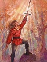 Excalibur Fine Art Print