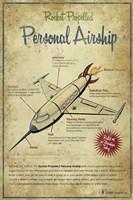 Airship Fine Art Print
