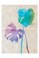 Split Leaf Fine Art Print