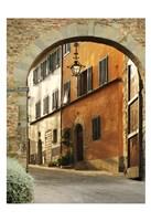 Italian Town Fine Art Print