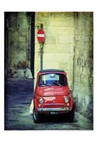 Baby Fiat Fine Art Print