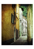 Riva side street Fine Art Print