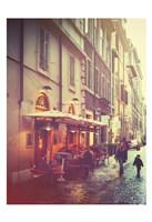 Rome Street Fine Art Print