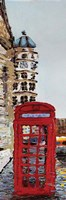 London Phone Booth Fine Art Print