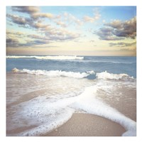 Splitting Waves Fine Art Print
