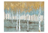 Birch Beach Fine Art Print