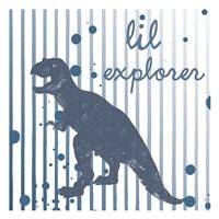 Lil Explorer Fine Art Print