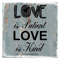 1 Corinthians Fine Art Print