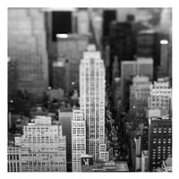 Fifth Ave NYC Framed Print