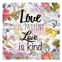 Love Patient Fine Art Print