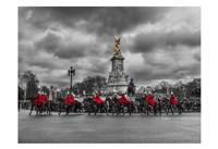 London Guards Fine Art Print
