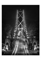 Liongate Bridge Fine Art Print