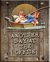 Another Day at the Office Fine Art Print