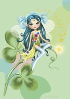 The Green Fairy Fine Art Print