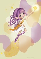 The Lilac Fairy Fine Art Print